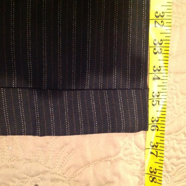 Other Pinstripe Size 4 Flare Pants Image 6