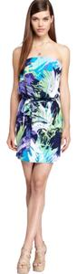 Laundry by Shelli Segal short dress Violeta Multi on Tradesy