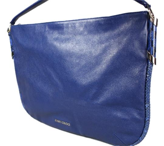 Preload https://img-static.tradesy.com/item/6799774/jimmy-choo-zoe-shoulder-blue-leather-hobo-bag-0-1-540-540.jpg