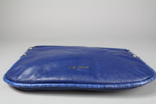 Jimmy Choo Genuine Leather Hobo Bag Image 3