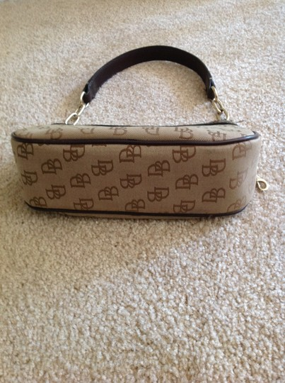 Dooney & Bourke Designer Logo Shoulder Bag Image 4