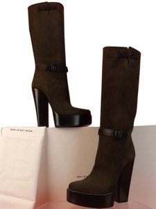 Balenciaga BROWN Boots