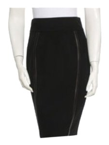 Burberry Pencil Skirt black