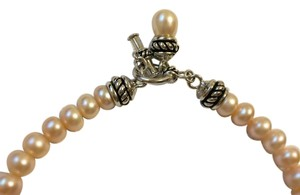 Honora Honora Pallini Freshwater Cultured Pearl Drop Charm Toggle Necklace, 17