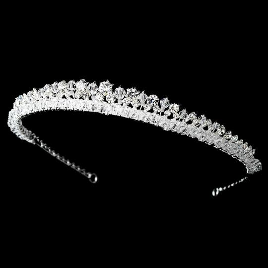Sparkling Swarovski Crystal And Rhinestone Wedding Bridal Tiara