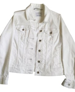 Levi's Denim Denim Denim white Womens Jean Jacket