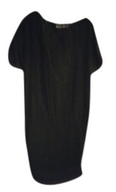 Preload https://item2.tradesy.com/images/dkny-black-blouson-top-dolman-sleeves-fitted-skirt-above-knee-short-casual-dress-size-16-xl-plus-0x-6806-0-0.jpg?width=400&height=650