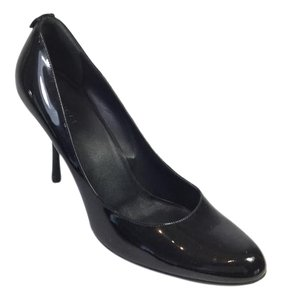 Gucci Black Patent Pumps