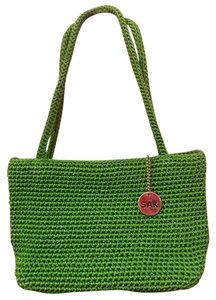 The Sak Satchel in Green