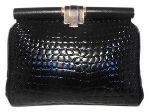 Susan Gail Vintage Black Clutch