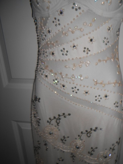 JOLIE Intimates Color Painted Jeweled Dress