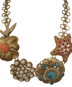 Stella & Dot Birds of Paradise Necklace