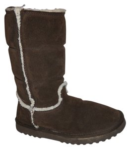 American Eagle Outfitters Leather brown Boots