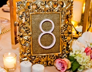Table Numbers With Class