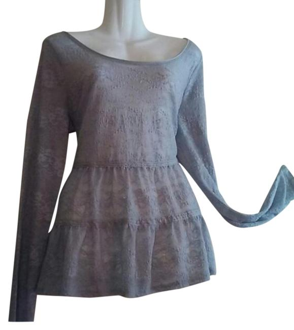 Preload https://img-static.tradesy.com/item/6812944/aeropostale-soft-grey-girls-blouse-size-16-xl-plus-0x-0-3-650-650.jpg