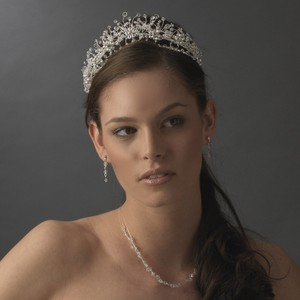 Crystal Couture Wedding Bridal Tiara