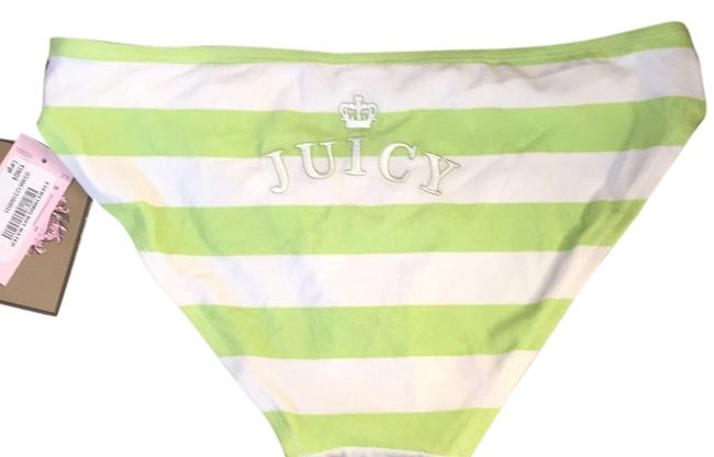 Preload https://img-static.tradesy.com/item/6813484/juicy-couture-lime-green-and-white-bikini-bottom-size-12-l-0-1-650-650.jpg
