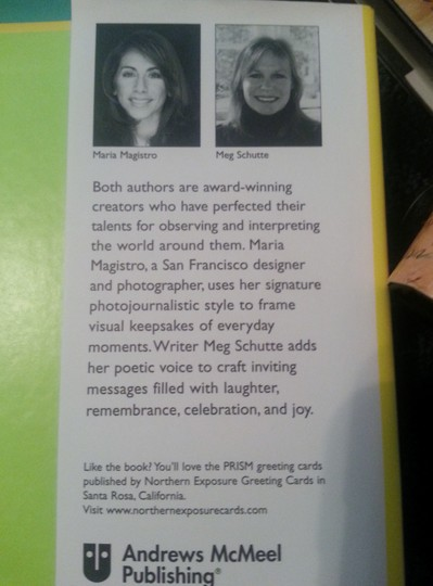 Meg Schutte HB Book: Because There's Color in a Black & White World Image 3
