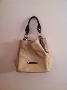 Purse Leather Spain Tote in Tan