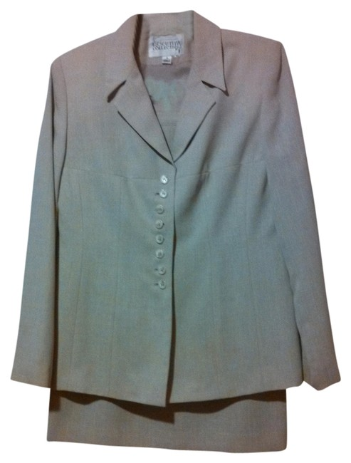 Executive Collectio Executive Collection Skirt Suit Size 8