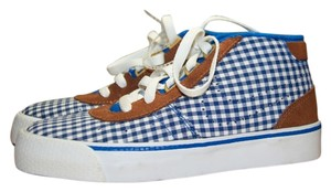Nike Blue/White/Brown Athletic