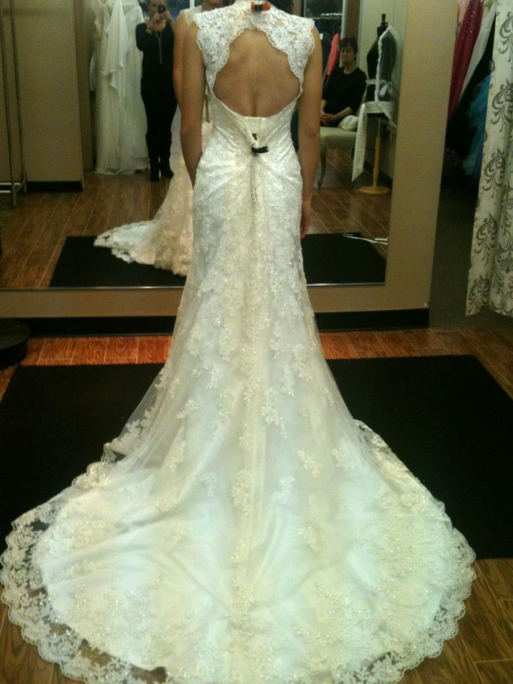 wedding dresses maggie sottero bernadette wedding dress street size 6