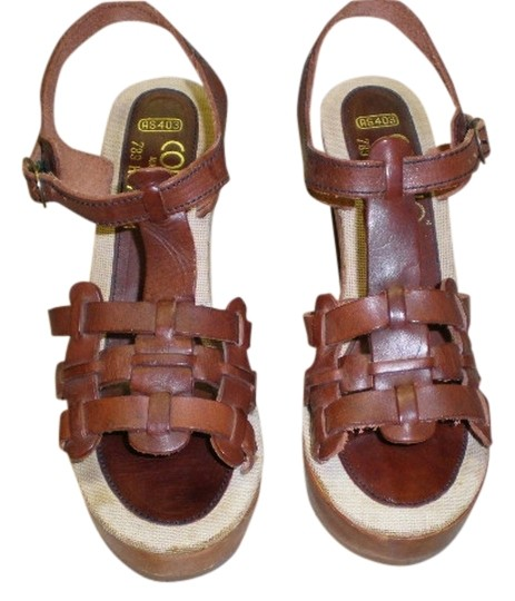 Preload https://item3.tradesy.com/images/connie-brown-sandals-size-us-7-682022-0-0.jpg?width=440&height=440