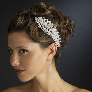 Marquise Crystal And Rhinestone Wedding Bridal Comb