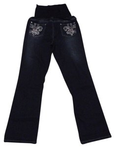Belly by Design Over Belly Maternity Jeans