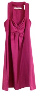 Susana Monaco short dress Fuchsia Pink on Tradesy