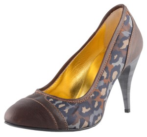 Just Cavalli Multi-Color Pumps