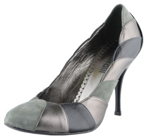 Just Cavalli Gray Pumps