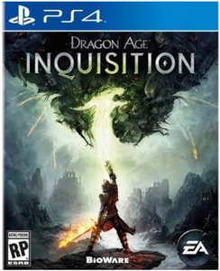 Ps4 Dragon Age Inquisition Deluxe Edition Game