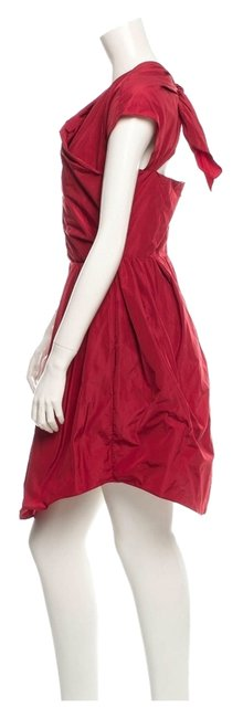 Preload https://img-static.tradesy.com/item/6829117/carven-red-sexy-above-knee-cocktail-dress-size-8-m-0-1-650-650.jpg