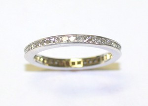 Eternity Thin Diamond Band