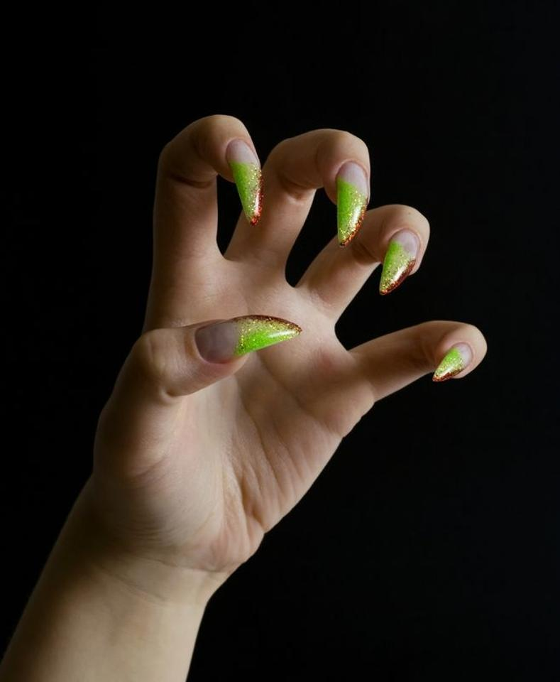 Awesome Spike Nail Designs Crest - Nail Art Design Ideas ...