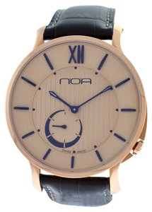 NOA 18.60 Slim GPSLQ 003 Rose Gold Quartz Watch