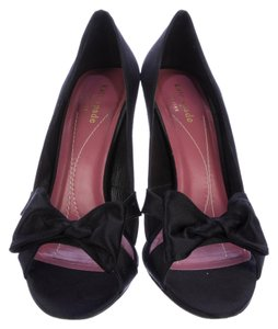 Kate Spade Night Limited Edition Black Pumps
