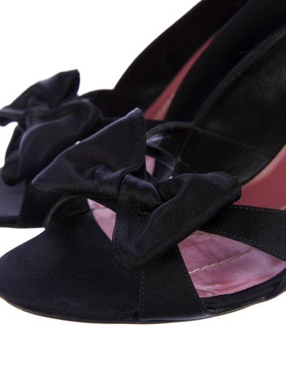 Kate Spade Night Limited Edition New York Meeting Heels Black Pumps Image 3