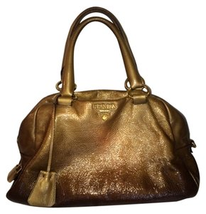 Prada Limited Edition Patent Leather Handbag Chic Fall Medium Small Leather Gold Hardware Zipper Unique Runway Patent Night Shoulder Bag