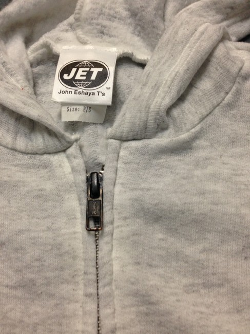 Jet Set Zip-up