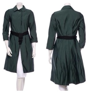 Vera Wang Emerald green Jacket