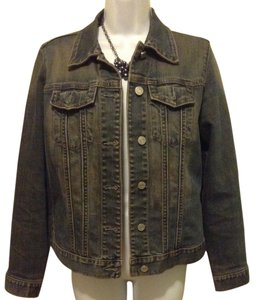 Gap Denim blue Womens Jean Jacket