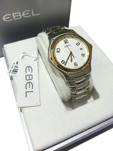 Ebel Ebel 1911 Men's Automatic Stainless Steel/ 18 karat Yellow Gold Watch. 1330240