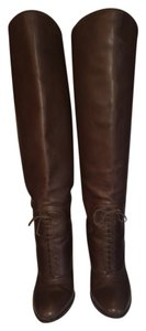 Tom Ford Riding Fall Chocolate Brown Boots