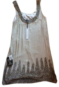 Rachel Gilbert Chic Flapper Net A Dress