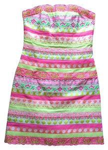 Lilly Pulitzer short dress White on Tradesy