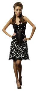 Scala Black White Dress