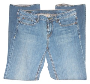 Buffalo Boot Cut Jeans-Medium Wash