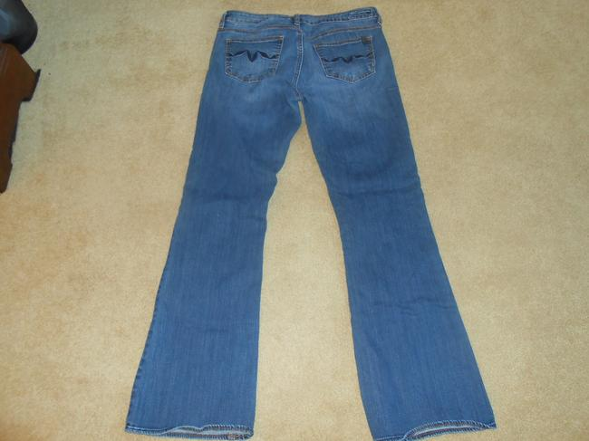 Buffalo David Bitton Boot Cut Jeans-Medium Wash